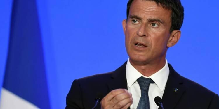 Valls confirme une nouvelle baisse de l'impôt sur le revenu