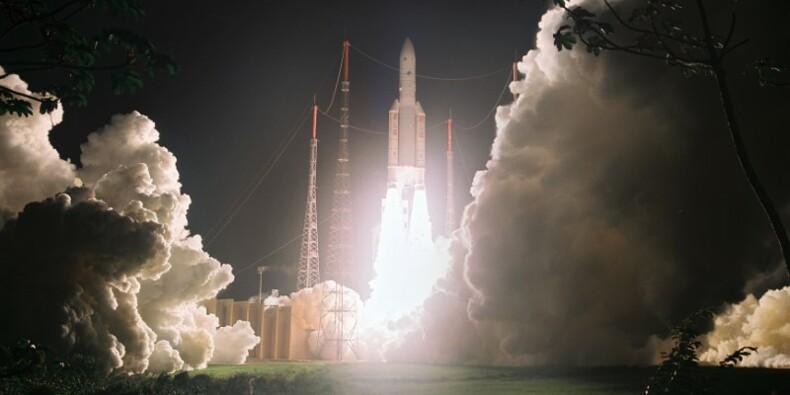 Ariane 5 signe son 74ème succès, mise en orbite de 2 satellites