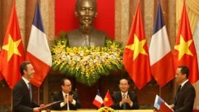 Airbus vend 40 avions à des compagnies vietnamiennes
