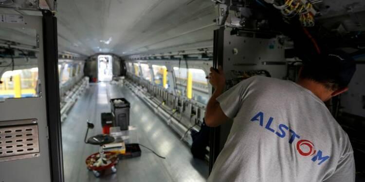 Le gouvernement assure que pour Alstom une solution est en vue