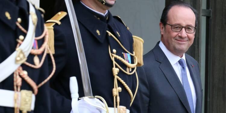 Hollande veut une Europe claire, lucide, déterminée face à Trump