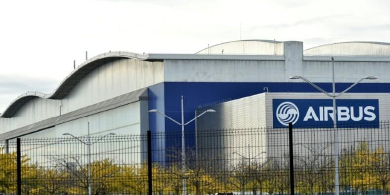 Airbus supprimera plus d'un millier de postes en évitant de licencier