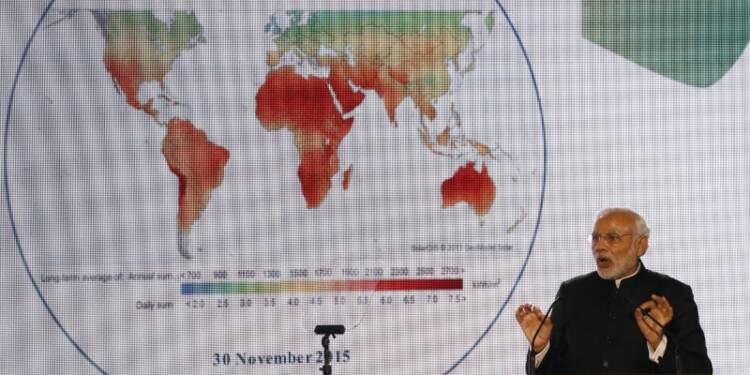 L'Inde ratifie l'Accord de Paris sur le changement climatique