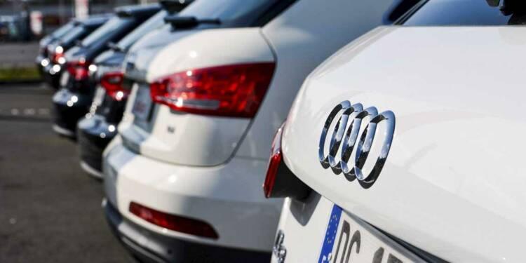Vous aussi participez à une course en Audi !