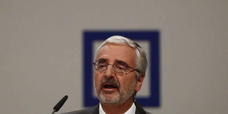 Le choix d'Achleitner divise les actionnaires de Deutsche Bank