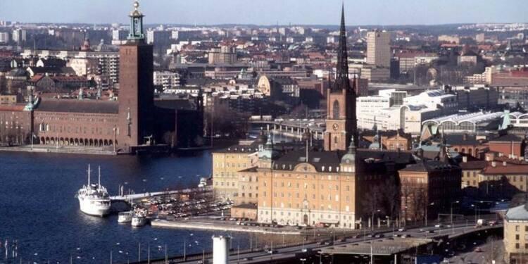 La croissance de la Suède plus forte que prévu au 2e trimestre