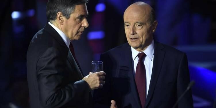 Juppé, Fillon confortent leur stature présidentielle