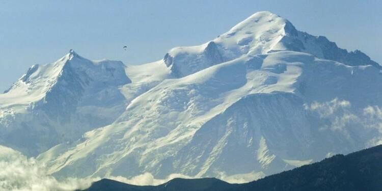 Mont-Blanc: les derniers passagers du téléphérique évacués