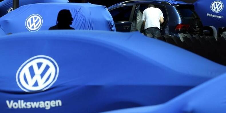 Volkswagen va supprimer 30.000 postes dans le monde
