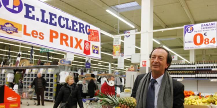 Leclerc progresse plus vite que ses concurrents