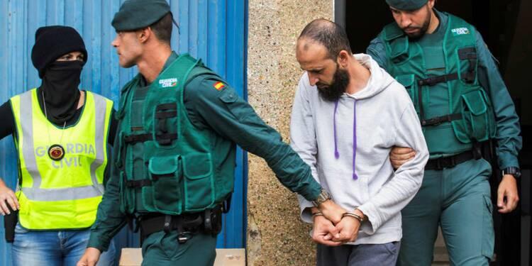 Quatre arrestations en Espagne pour liens islamistes