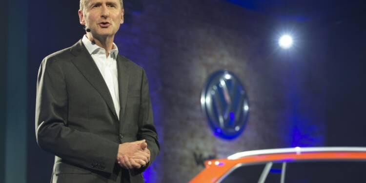 Volkswagen garde ses usines au Mexique, va produire plus aux USA
