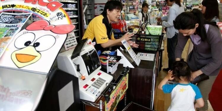 Baisse des dépenses des ménages au Japon, l'emploi au plus haut