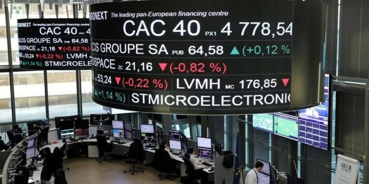 Londres exceptée, les Bourses européennes cèdent du terrain en début de séance