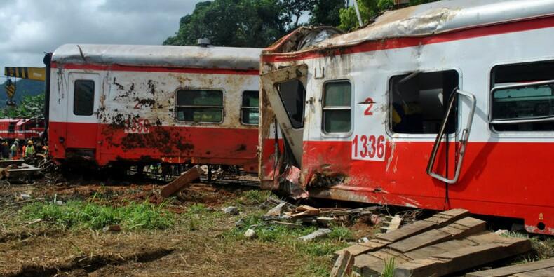 Plainte des victimes de l'accident ferroviaire au Cameroun