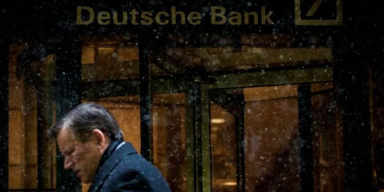 Wall Street évoluera encore au gré du dossier Deutsche Bank