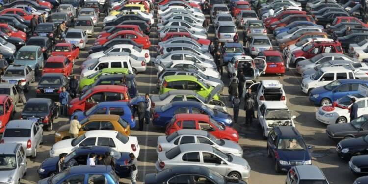 Hausse de 7,3% du marché automobile européen en septembre