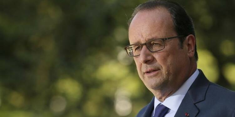 Des signes pour 2017 attendus dans le discours de Hollande