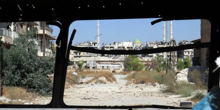 Deuxième jour de trêve partielle à Alep-Est