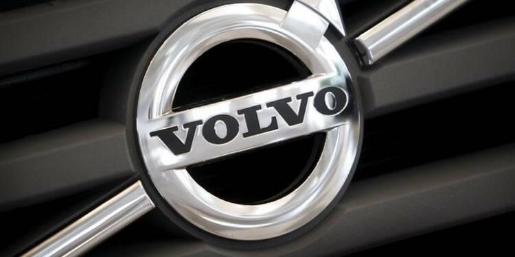 Volvo et Autoliv s'allient dans la voiture autonome