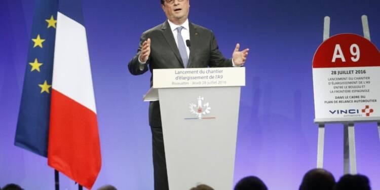 Bilan Hollande: les choix budgétaires ont entravé la reprise