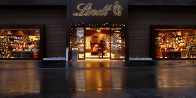 Lindt & Sprüngli confiant pour 2017 après un bon cru 2016