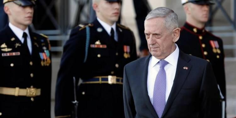 Le patron du Pentagone durcit le ton vis-à-vis de Moscou