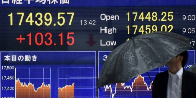 USA: inflation annuelle au plus haut en 2 ans à 1,2% en septembre