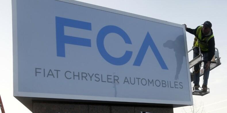 Données manquantes en Italie sur les modèles Fiat Chrysler