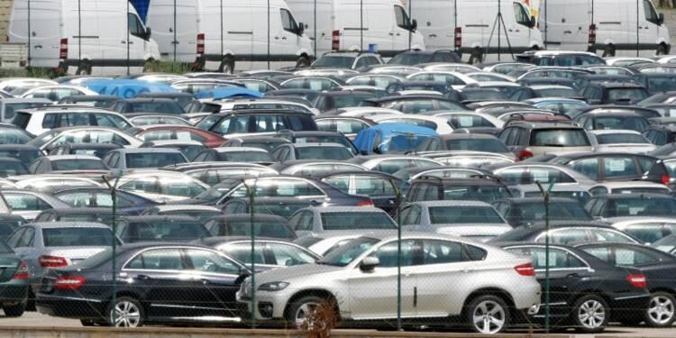 Le marché automobile européen en hausse de 9,5% en août