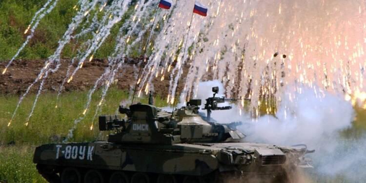 Les exportations d'armes russes atteindront 13 milliards de dollars en 2016