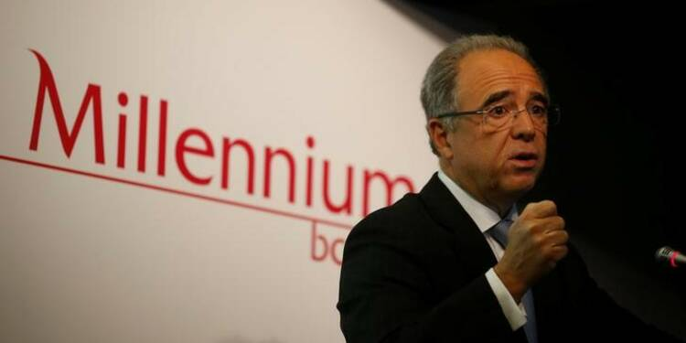 Millennium bcp reste bénéficiaire en 2016 malgré des provisions
