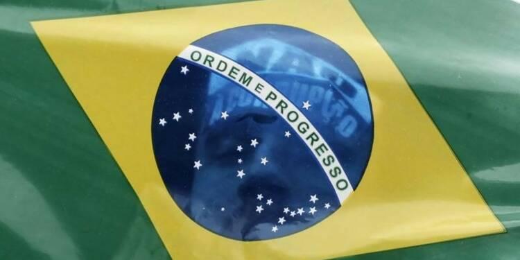 Le Brésil réduit sa prévision de croissance 2017