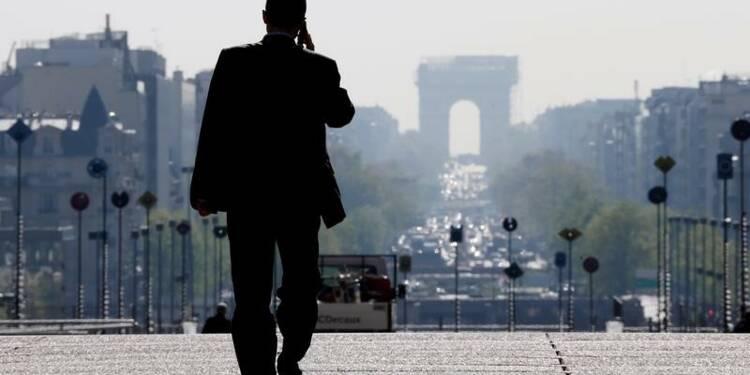La Banque de France relève sa prévision de croissance à 0,4% au 1er trimestre
