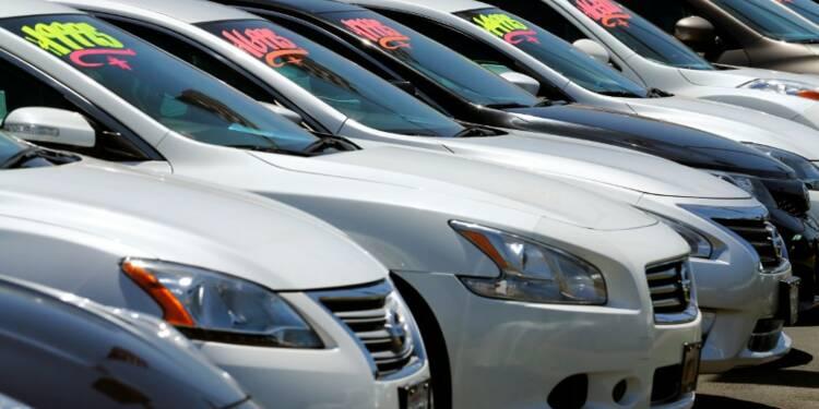 Le marché automobile aux Etats-Unis attendu en baisse en février