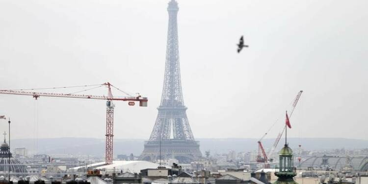 L'Insee abaisse ses prévisions de croissance pour la France