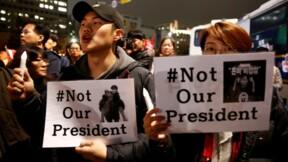 La présidente de Corée du Sud de plus en plus isolée