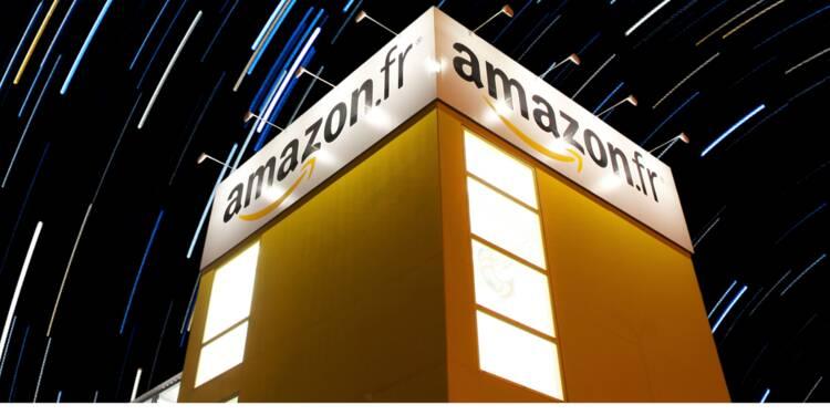 Amazon fait un carton pour les fêtes de fin d'année