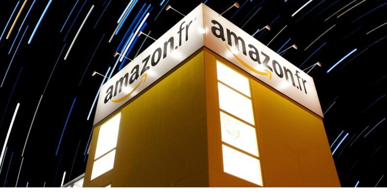 """Snowmobile, le """"camion USB"""" d'Amazon"""