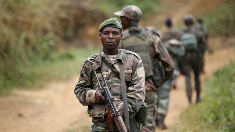 Possible massacre de civils par l'armée en RDC