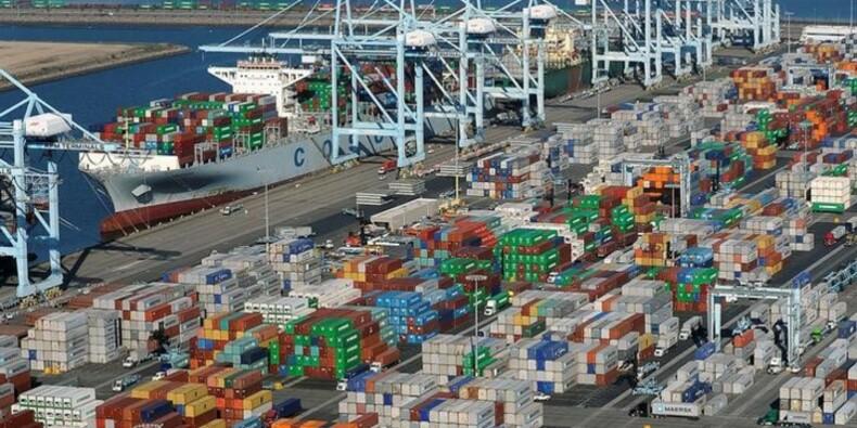 Déficit commercial réduit aux USA, les exportations à un pic