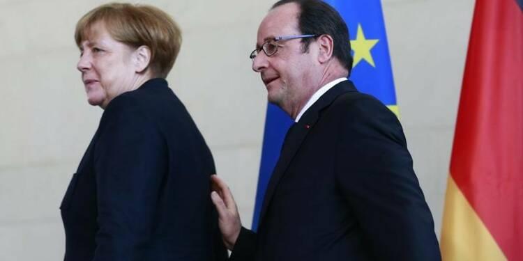 France et Allemagne peaufinent la réponse européenne à Trump