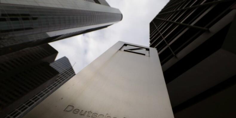 Deutsche Bank envisage de coter sa gestion d'actifs