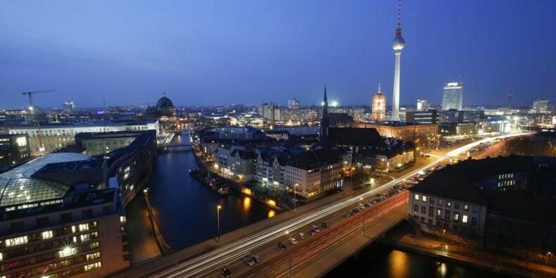 En Allemagne, croissance revue en légère baisse au 4e trimestre, à 0,4%