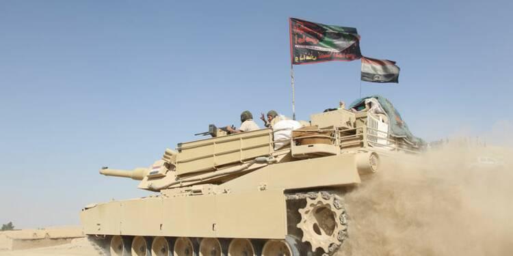 Les forces spéciales irakiennes entrent dans Mossoul