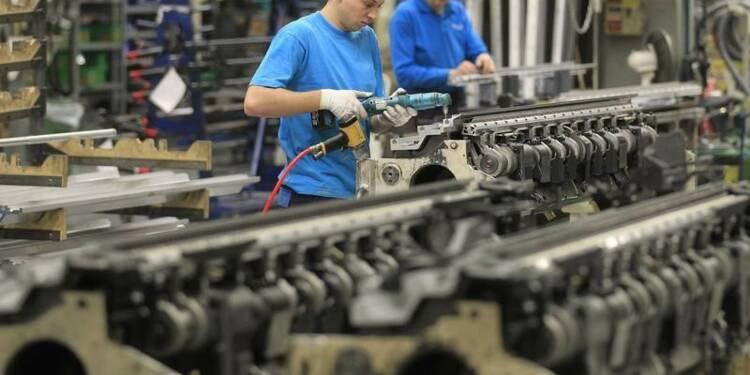 La production industrielle en zone euro augmente plus que prévu