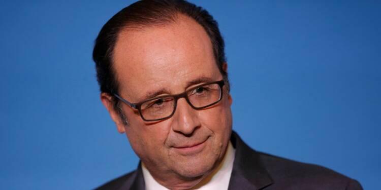 """Hollande parlera à Trump avec """"vigilance"""" et """"franchise"""""""
