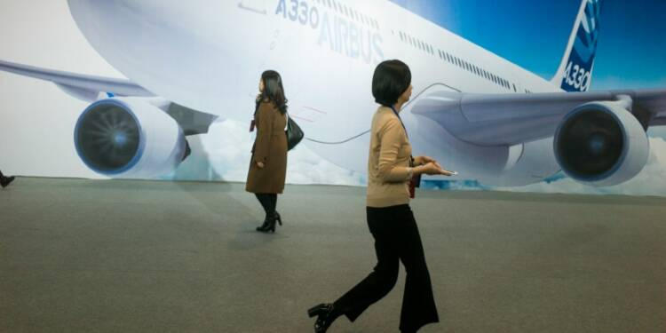Airbus et Boeing aiguisent leurs arguments sur le champ de bataille chinois