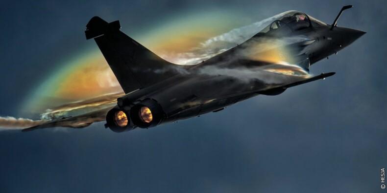 Ce qui fait du Rafale un avion de chasse hors-norme