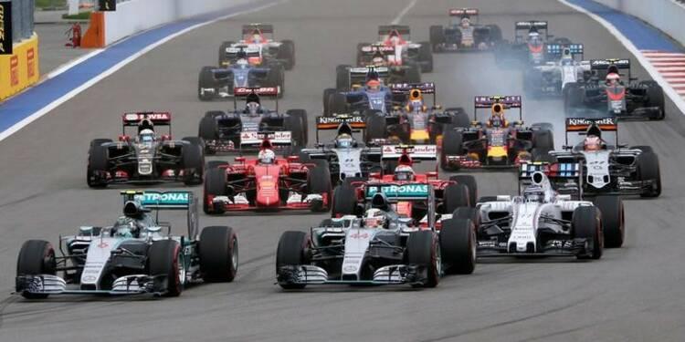 Liberty Media rachète la Formule Un